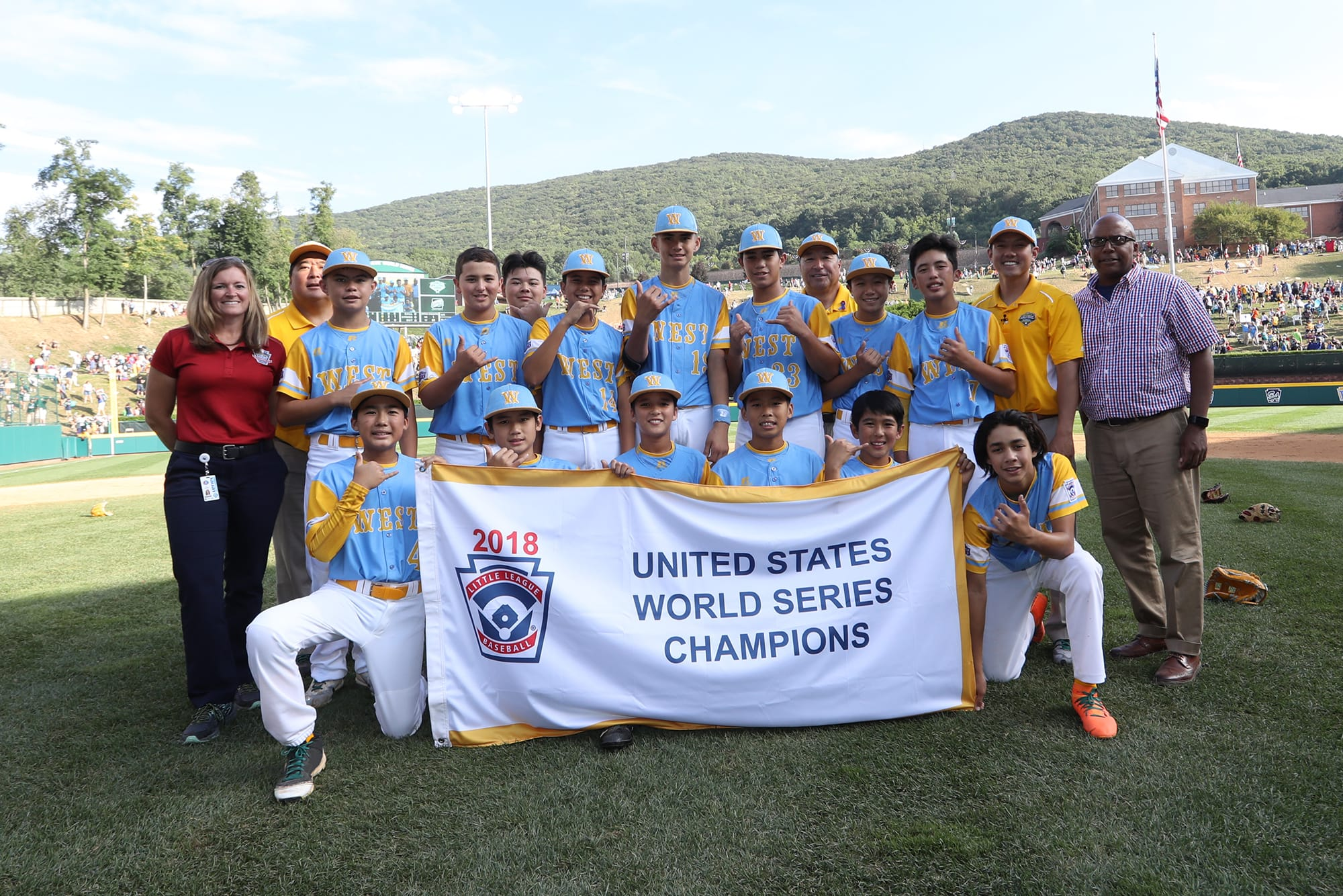 Honolulu Little Leaguers Blank Peachtree City American 3-0